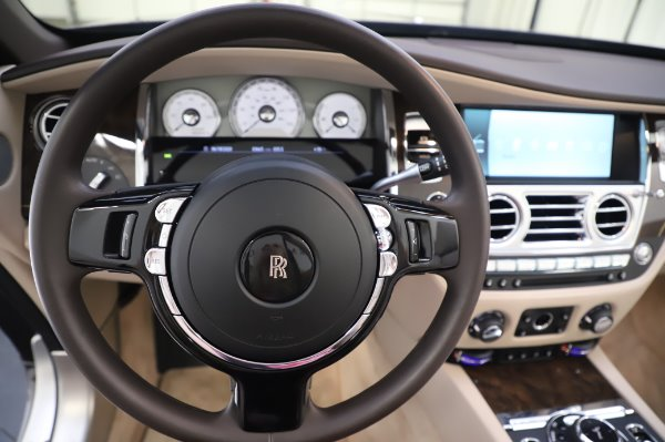 Used 2017 Rolls-Royce Dawn Base for sale $248,900 at Bentley Greenwich in Greenwich CT 06830 26