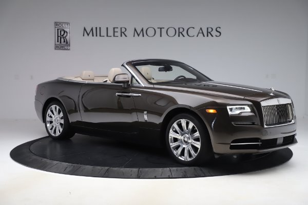 Used 2017 Rolls-Royce Dawn Base for sale $248,900 at Bentley Greenwich in Greenwich CT 06830 9