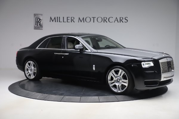 Used 2015 Rolls-Royce Ghost Base for sale Call for price at Bentley Greenwich in Greenwich CT 06830 10