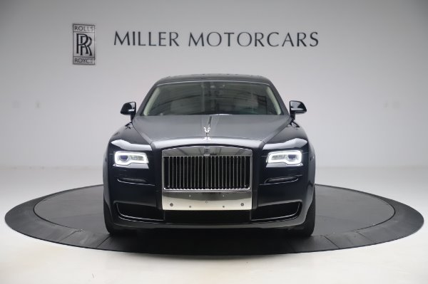 Used 2015 Rolls-Royce Ghost Base for sale Call for price at Bentley Greenwich in Greenwich CT 06830 2