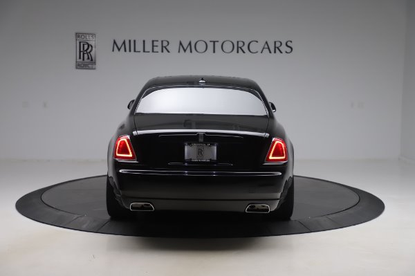 Used 2015 Rolls-Royce Ghost Base for sale Call for price at Bentley Greenwich in Greenwich CT 06830 6