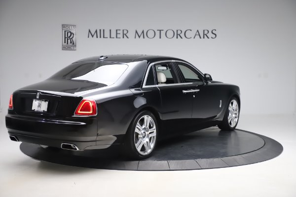 Used 2015 Rolls-Royce Ghost Base for sale Call for price at Bentley Greenwich in Greenwich CT 06830 8