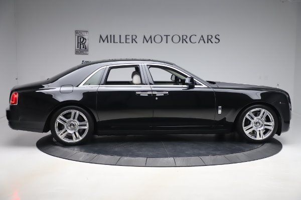 Used 2015 Rolls-Royce Ghost Base for sale Call for price at Bentley Greenwich in Greenwich CT 06830 9