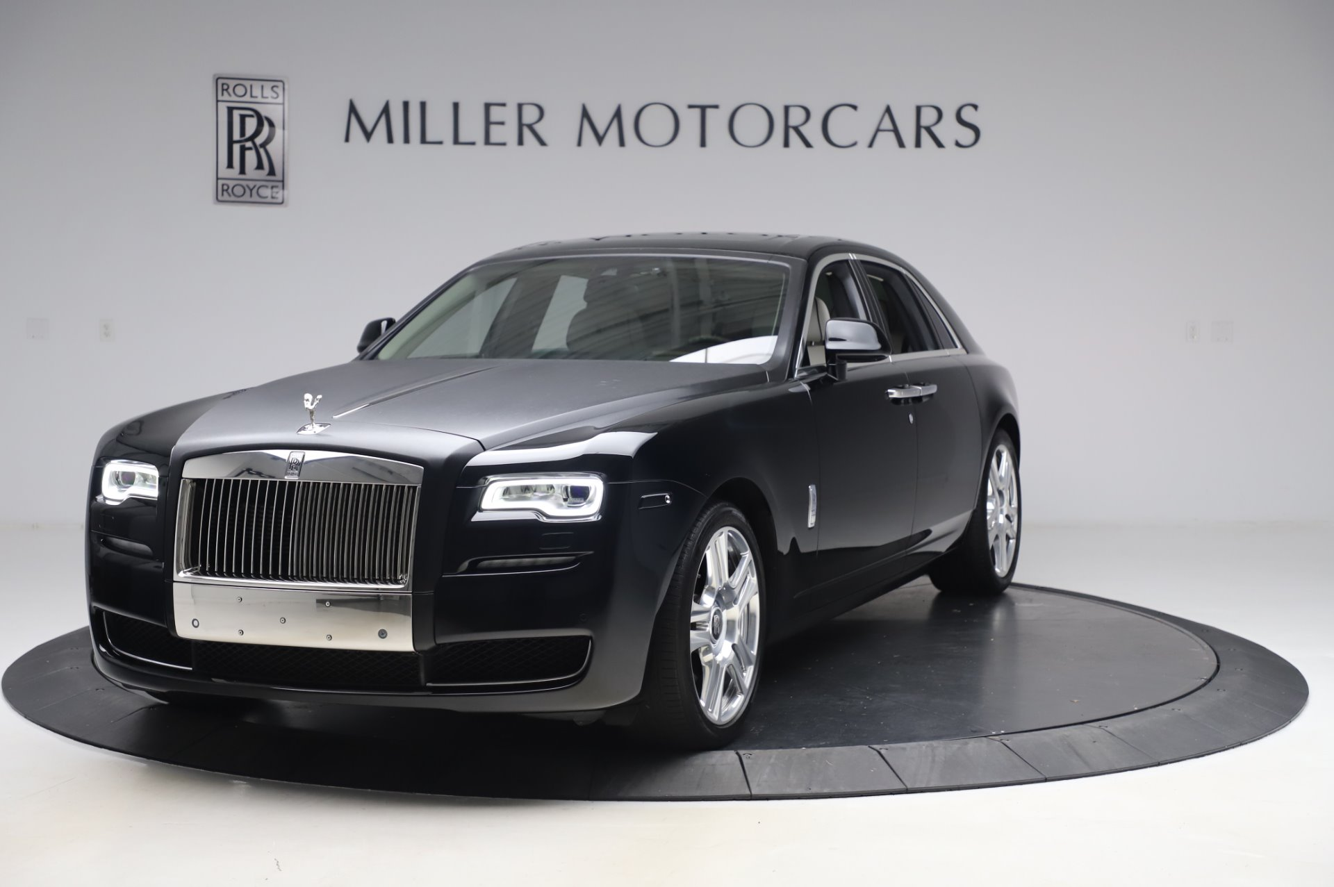 Used 2015 Rolls-Royce Ghost Base for sale Call for price at Bentley Greenwich in Greenwich CT 06830 1