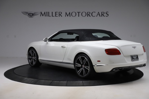 Used 2014 Bentley Continental GTC V8 for sale $109,900 at Bentley Greenwich in Greenwich CT 06830 15