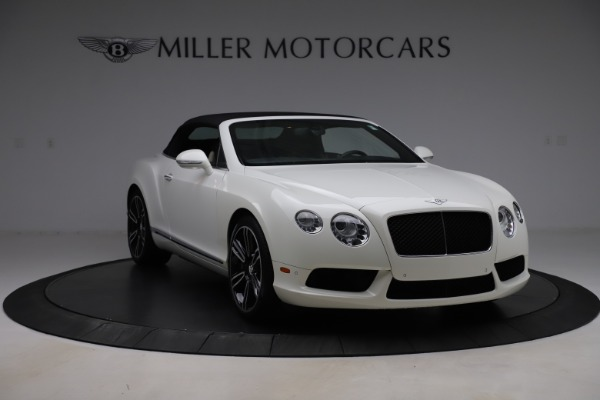Used 2014 Bentley Continental GT Convertible V8 for sale $106,900 at Bentley Greenwich in Greenwich CT 06830 18