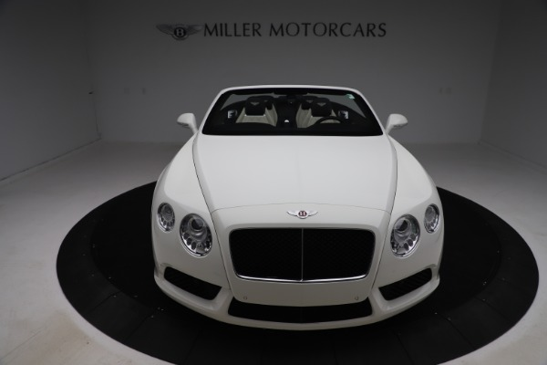 Used 2014 Bentley Continental GT Convertible V8 for sale $106,900 at Bentley Greenwich in Greenwich CT 06830 19