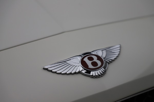Used 2014 Bentley Continental GT Convertible V8 for sale $106,900 at Bentley Greenwich in Greenwich CT 06830 21