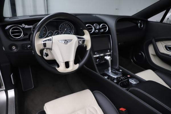 Used 2014 Bentley Continental GT Convertible V8 for sale $106,900 at Bentley Greenwich in Greenwich CT 06830 25