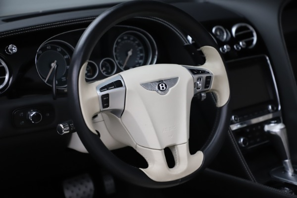 Used 2014 Bentley Continental GT Convertible V8 for sale $106,900 at Bentley Greenwich in Greenwich CT 06830 26
