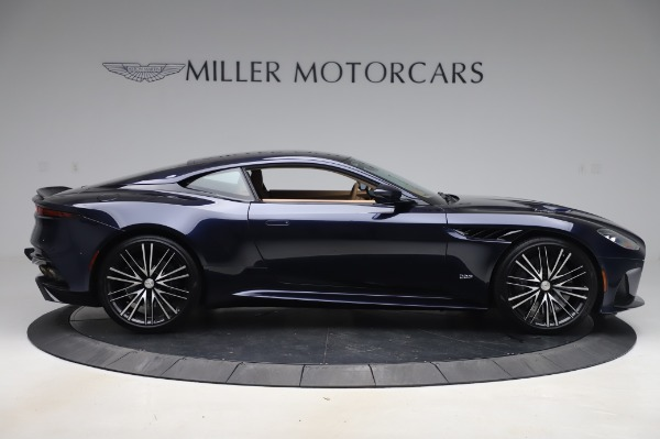 New 2020 Aston Martin DBS Superleggera Coupe for sale $338,286 at Bentley Greenwich in Greenwich CT 06830 10