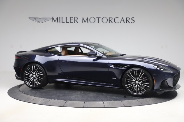 New 2020 Aston Martin DBS Superleggera Coupe for sale $338,286 at Bentley Greenwich in Greenwich CT 06830 11
