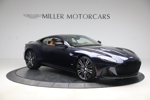 New 2020 Aston Martin DBS Superleggera Coupe for sale $338,286 at Bentley Greenwich in Greenwich CT 06830 12