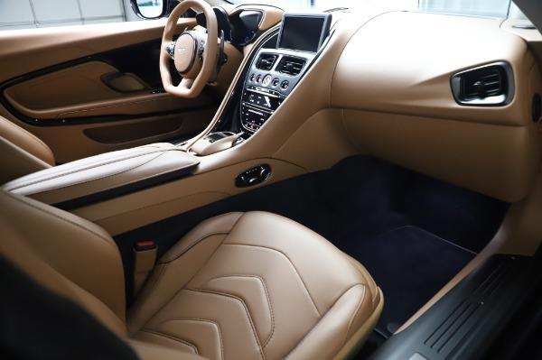 New 2020 Aston Martin DBS Superleggera for sale $338,286 at Bentley Greenwich in Greenwich CT 06830 18