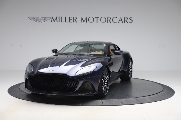 New 2020 Aston Martin DBS Superleggera Coupe for sale $338,286 at Bentley Greenwich in Greenwich CT 06830 3