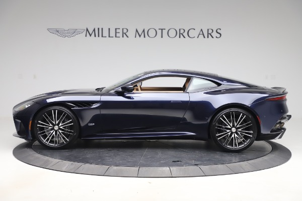 New 2020 Aston Martin DBS Superleggera for sale $338,286 at Bentley Greenwich in Greenwich CT 06830 4