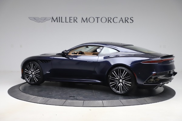 New 2020 Aston Martin DBS Superleggera for sale $338,286 at Bentley Greenwich in Greenwich CT 06830 5