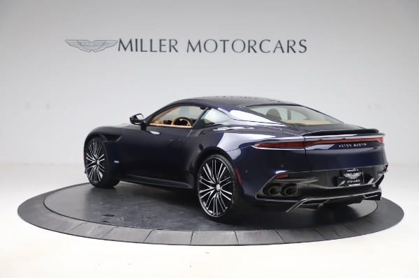 New 2020 Aston Martin DBS Superleggera for sale $338,286 at Bentley Greenwich in Greenwich CT 06830 6
