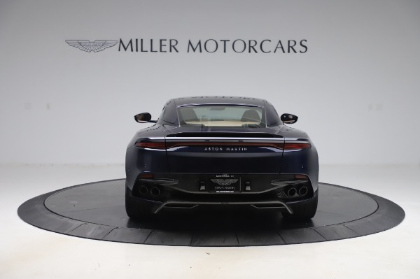 New 2020 Aston Martin DBS Superleggera for sale $338,286 at Bentley Greenwich in Greenwich CT 06830 7