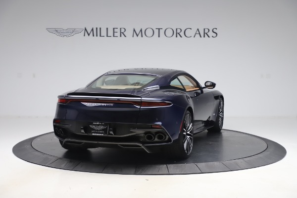 New 2020 Aston Martin DBS Superleggera for sale $338,286 at Bentley Greenwich in Greenwich CT 06830 8
