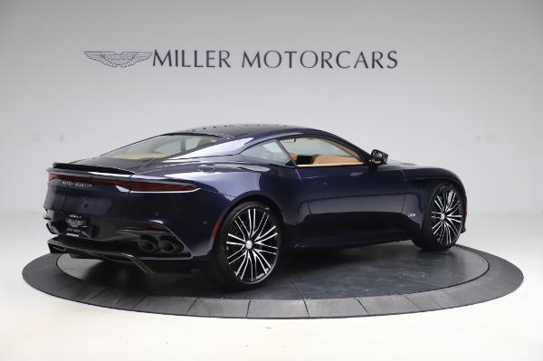 New 2020 Aston Martin DBS Superleggera for sale $338,286 at Bentley Greenwich in Greenwich CT 06830 9