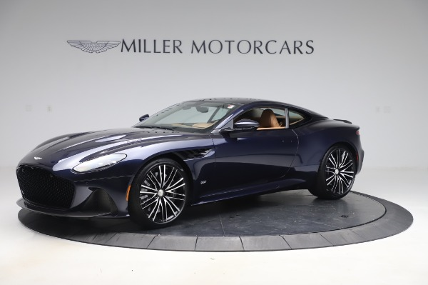 New 2020 Aston Martin DBS Superleggera for sale $338,286 at Bentley Greenwich in Greenwich CT 06830 1