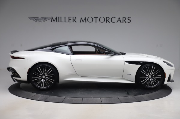 New 2020 Aston Martin DBS Superleggera Coupe for sale $337,686 at Bentley Greenwich in Greenwich CT 06830 10
