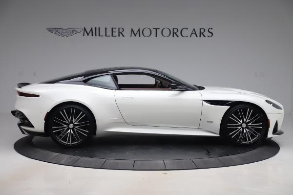 New 2020 Aston Martin DBS Superleggera for sale $337,686 at Bentley Greenwich in Greenwich CT 06830 10
