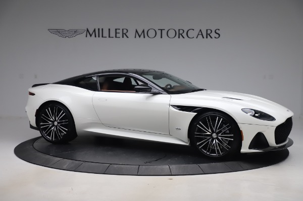 New 2020 Aston Martin DBS Superleggera Coupe for sale $337,686 at Bentley Greenwich in Greenwich CT 06830 11