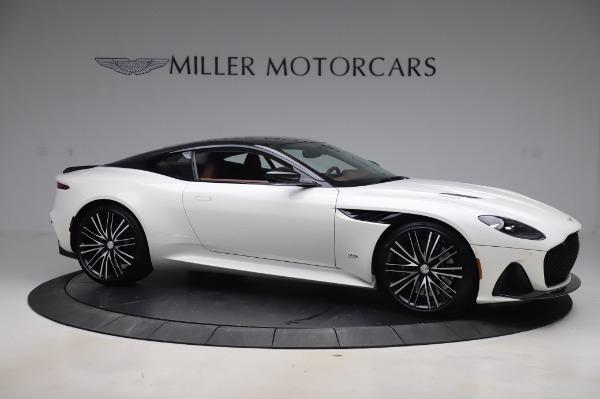 New 2020 Aston Martin DBS Superleggera for sale $337,686 at Bentley Greenwich in Greenwich CT 06830 11