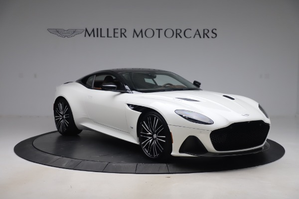 New 2020 Aston Martin DBS Superleggera Coupe for sale $337,686 at Bentley Greenwich in Greenwich CT 06830 12