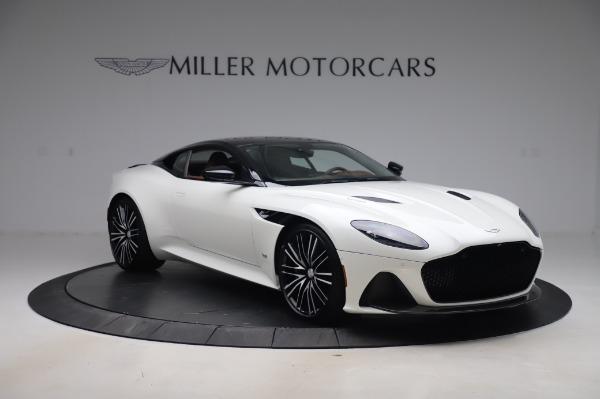 Used 2020 Aston Martin DBS Superleggera for sale $299,990 at Bentley Greenwich in Greenwich CT 06830 12