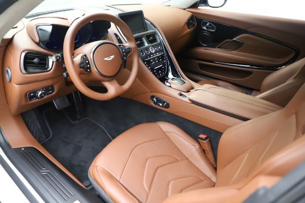 New 2020 Aston Martin DBS Superleggera for sale $337,686 at Bentley Greenwich in Greenwich CT 06830 13