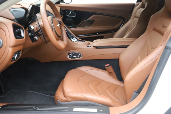 New 2020 Aston Martin DBS Superleggera for sale $337,686 at Bentley Greenwich in Greenwich CT 06830 14