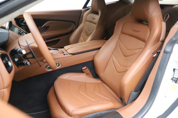 New 2020 Aston Martin DBS Superleggera for sale $337,686 at Bentley Greenwich in Greenwich CT 06830 15