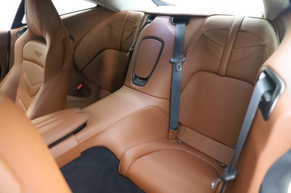 Used 2020 Aston Martin DBS Superleggera for sale $299,990 at Bentley Greenwich in Greenwich CT 06830 16