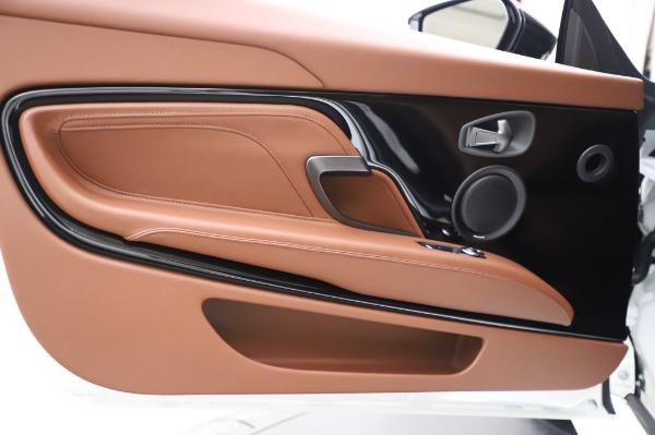 New 2020 Aston Martin DBS Superleggera for sale $337,686 at Bentley Greenwich in Greenwich CT 06830 17