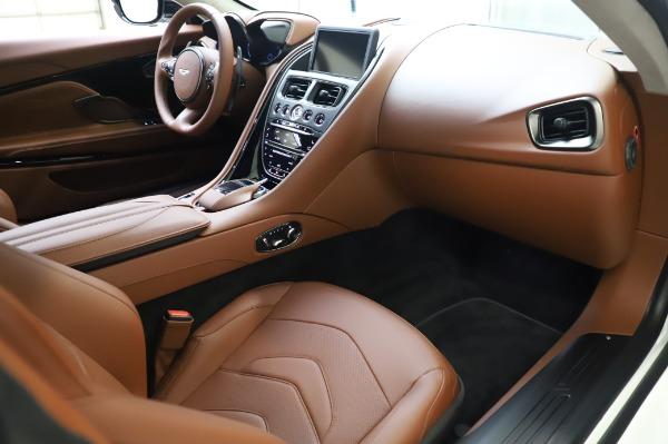 New 2020 Aston Martin DBS Superleggera for sale $337,686 at Bentley Greenwich in Greenwich CT 06830 18