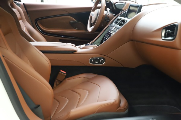 New 2020 Aston Martin DBS Superleggera Coupe for sale $337,686 at Bentley Greenwich in Greenwich CT 06830 19