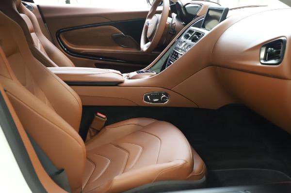 New 2020 Aston Martin DBS Superleggera for sale $337,686 at Bentley Greenwich in Greenwich CT 06830 19