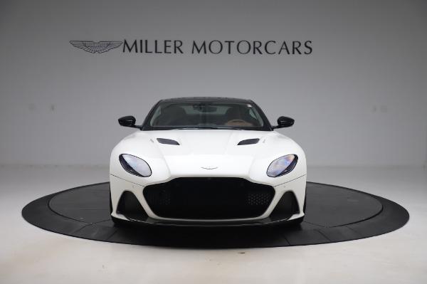 New 2020 Aston Martin DBS Superleggera for sale $337,686 at Bentley Greenwich in Greenwich CT 06830 2