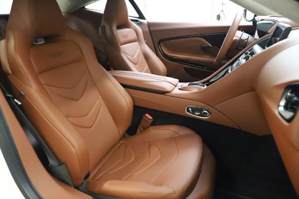 New 2020 Aston Martin DBS Superleggera for sale $337,686 at Bentley Greenwich in Greenwich CT 06830 20
