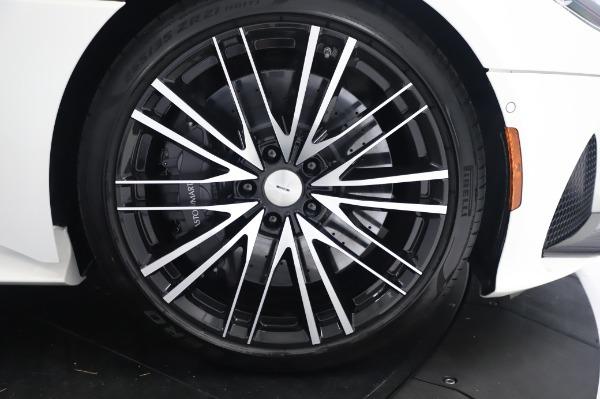 New 2020 Aston Martin DBS Superleggera for sale $337,686 at Bentley Greenwich in Greenwich CT 06830 23