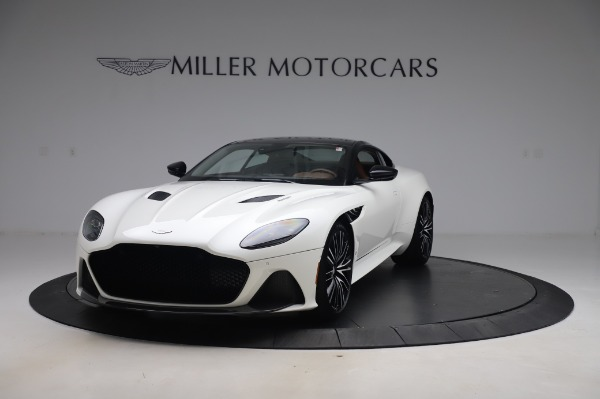 New 2020 Aston Martin DBS Superleggera Coupe for sale $337,686 at Bentley Greenwich in Greenwich CT 06830 3
