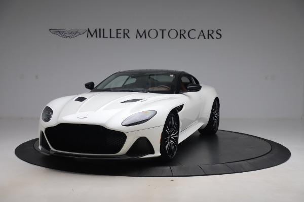 New 2020 Aston Martin DBS Superleggera for sale $337,686 at Bentley Greenwich in Greenwich CT 06830 3