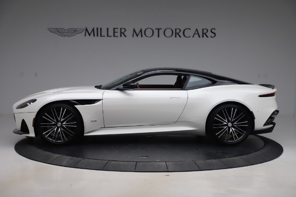 New 2020 Aston Martin DBS Superleggera Coupe for sale $337,686 at Bentley Greenwich in Greenwich CT 06830 4