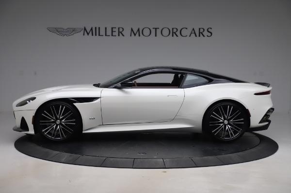 New 2020 Aston Martin DBS Superleggera for sale $337,686 at Bentley Greenwich in Greenwich CT 06830 4