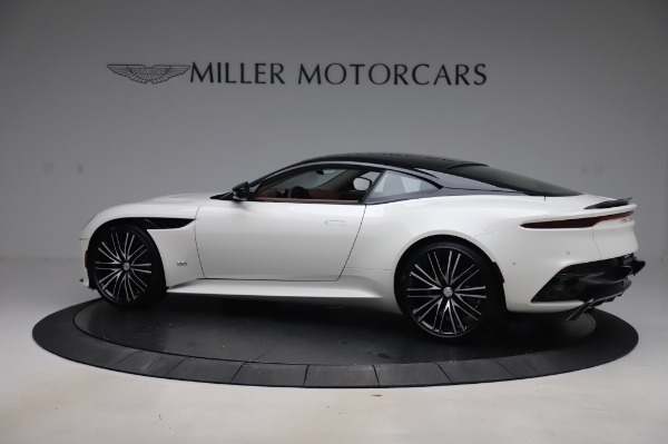 Used 2020 Aston Martin DBS Superleggera for sale $299,990 at Bentley Greenwich in Greenwich CT 06830 5