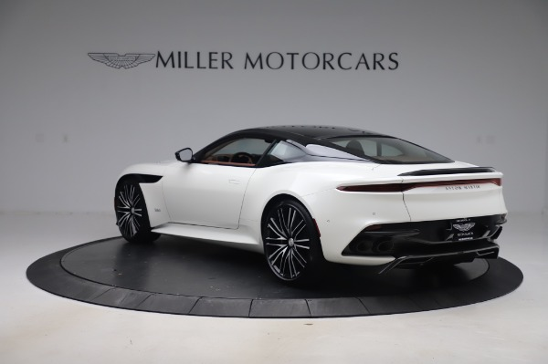 New 2020 Aston Martin DBS Superleggera for sale $337,686 at Bentley Greenwich in Greenwich CT 06830 6