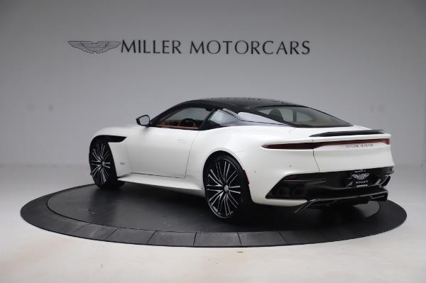 Used 2020 Aston Martin DBS Superleggera for sale $299,990 at Bentley Greenwich in Greenwich CT 06830 6